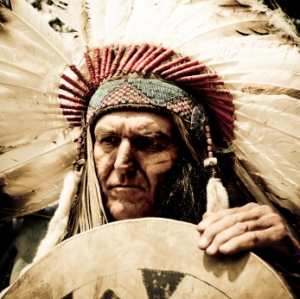 Native American, Tribal Chief, Old West, Wild West, warrior