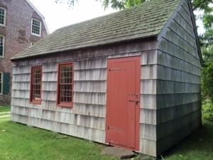 Original colonial house