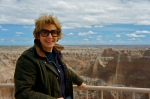 At Badlands Nat'l Pk., SD