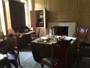 General Washington's Office at Valley Forge