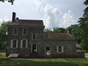 General Washington's Headquarters at Valley Forge