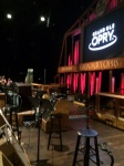 Stage at The Grand Ol' Opry
