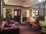 1 of numerous dressing rooms at The Opry