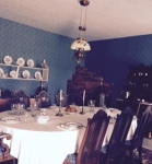 dining room at Chateau Mores