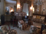 The sitting room at Springwood