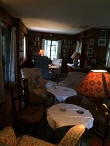 Eleanor's sitting room at Val-Kill