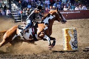 barrelracing