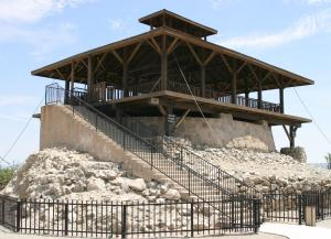 Yuma Prison Main Guard Tower