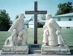 Volga German Pioneer Memorial, Victoria, KS